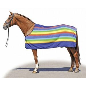 Попона HKM Rainbow купить в интернет магазине конной амуниции