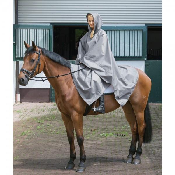 """Дождевик для взрослых""""Happy Rain"""", купить в интернет магазине конной амуниции"""